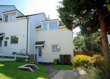 Thumbnail 2 bedroom end terrace house for sale in Lake View Close, Plymouth