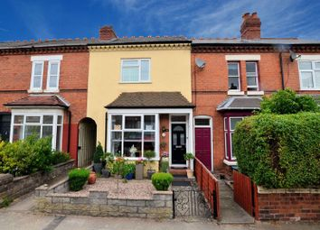 Thumbnail 2 bed terraced house for sale in Loxley Road, Bearwood, Smethwick