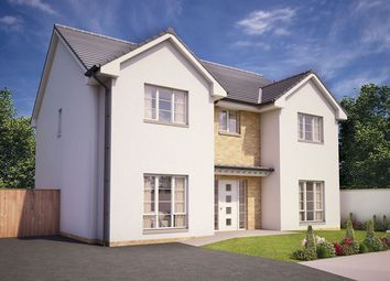 "Thumbnail 5 bed detached house for sale in ""The Deveron"" at Perceton, Irvine"