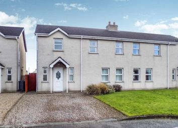 Thumbnail 3 bed semi-detached house for sale in Old Forge Mews, Lisburn