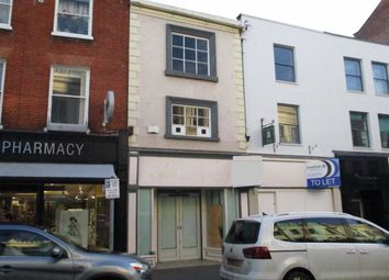 Thumbnail Retail premises for sale in Broad Street, Hereford