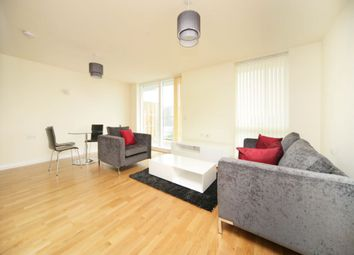 Thumbnail 2 bed flat to rent in Hallmark Court, Limehouse Cut