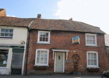 Thumbnail 2 bed end terrace house for sale in Sunnyside, Swan Street, Kingsclere, Newbury