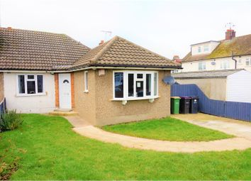 Thumbnail 3 bed semi-detached bungalow for sale in Hatfield Road, Rayleigh