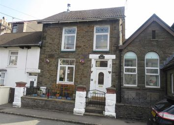 Thumbnail 4 bedroom terraced house for sale in Sion Street, Pontypridd
