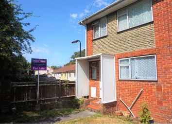 Thumbnail 3 bed terraced house for sale in Brook Valley, Southampton