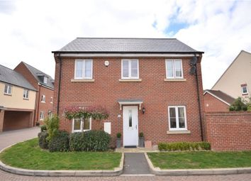 Thumbnail 4 bed detached house to rent in The Robins, Jennetts Park