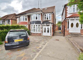 Thumbnail 4 bed semi-detached house to rent in Mellows Road, Clayhall, Ilford