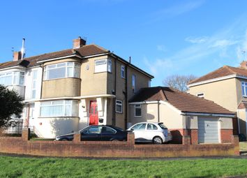 Thumbnail 3 bedroom end terrace house for sale in Whitecross Avenue, Whitchurch