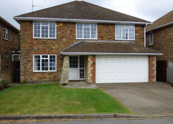 Thumbnail 5 bed detached house to rent in Main Road, Walters Ash, High Wycombe