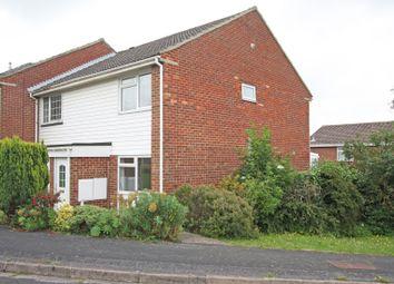 Waltham Close, Portchester, Fareham PO16. 2 bed end terrace house