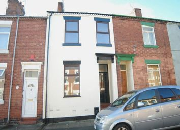 Thumbnail 3 bedroom terraced house to rent in Oxford Street, Penkhull, Stoke On Trent