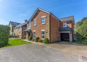 Thumbnail 4 bed detached house for sale in West Parkside, Warlingham