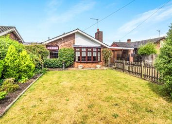 Thumbnail 4 bed detached bungalow for sale in Taverham Road, Felthorpe, Norwich