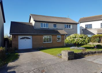 Thumbnail 4 bed detached house for sale in Ramsey Close, Porthcawl