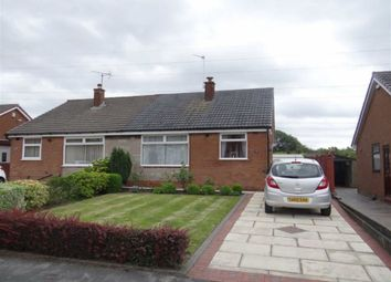 Thumbnail 2 bed semi-detached bungalow for sale in Bracken Road, Atherton, Manchester