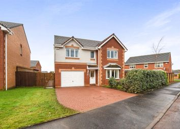 Thumbnail 4 bed detached house for sale in Lochrig Court, Stewarton, Kilmarnock