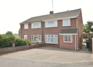 Thumbnail 3 bed semi-detached house for sale in Conway Drive, Banbury