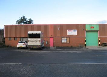 Thumbnail Light industrial to let in Unit 36, Bellwin Drive, Flixborough, Scunthorpe, North Lincolnshire