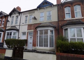 Thumbnail 3 bed terraced house for sale in Welford Road, Handsworth, Birmingham