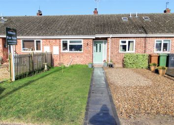 Thumbnail 2 bed semi-detached bungalow for sale in 15 Quidenham Road, East Harling, Norwich, Norfolk