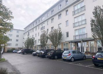 Thumbnail 2 bed flat for sale in Canalside Gardens, Southall, Middlesex