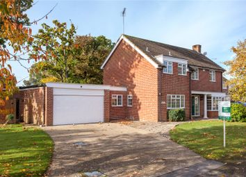 4 bed detached house for sale in Sandford Drive, Woodley, Reading, Berkshire RG5