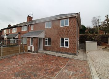 Thumbnail 2 bed flat to rent in Coningswath Road, Carlton, Nottingham