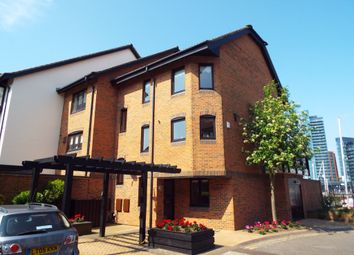 Thumbnail 4 bedroom property for sale in Calshot Court, Channel Way, Ocean Village, Southampton
