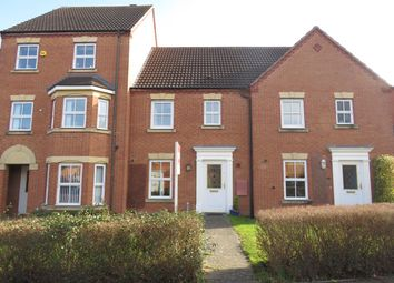 Thumbnail 3 bedroom terraced house to rent in Bromhurst Way, Chase Meadow Square, Warwick