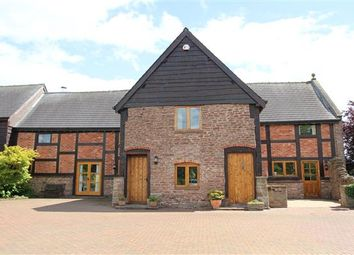 Thumbnail 4 bed barn conversion for sale in Linden Hall, Three Ashes, Ross-On-Wye