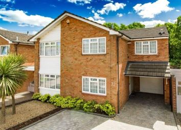 Thumbnail 5 bed detached house for sale in Woolhampton Way, Chigwell