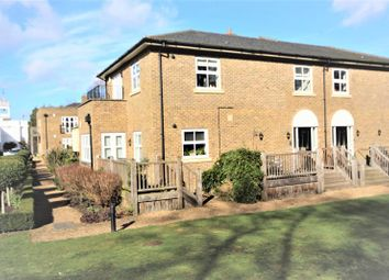 Thumbnail 3 bedroom flat for sale in The Coach House, 192 High Road, Byfleet