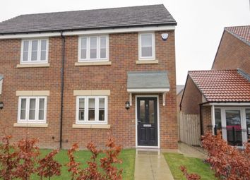 Thumbnail 2 bed semi-detached house for sale in Queen Elizabeth Drive, Consett
