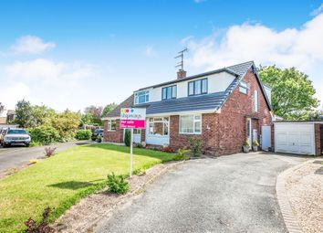 Thumbnail 3 bed semi-detached house for sale in Spring Close, Hagley, Stourbridge