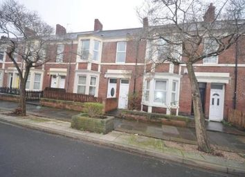 Thumbnail 3 bed flat to rent in Doncaster Road, Newcastle Upon Tyne
