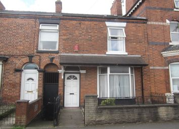Thumbnail 2 bed terraced house for sale in Wistaston Road, Crewe