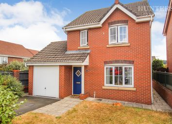 Thumbnail 3 bed detached house for sale in Sapphire Drive, Stoke-On-Trent