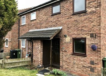 Thumbnail 2 bed terraced house to rent in Huins Close, Redditch
