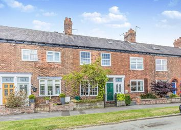 Thumbnail 3 bed terraced house for sale in Westmorland Terrace, Holmes Chapel, Crewe