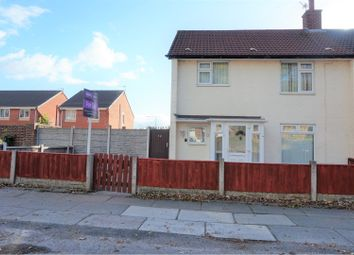 Thumbnail 3 bed end terrace house for sale in Slim Road, Liverpool