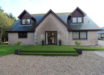 Thumbnail 4 bed detached house for sale in Hareburn Terrace, Aberdeen