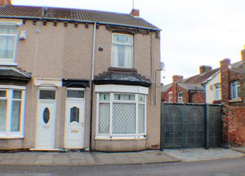 Thumbnail 2 bedroom end terrace house for sale in 16 Maltby Street, North Ormesby, Middlesbrough, Cleveland