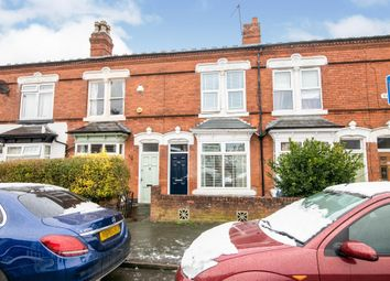 Thumbnail 2 bed terraced house for sale in York Road, Kings Heath, Birmingham