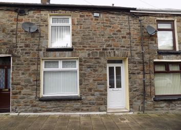 Thumbnail 2 bed terraced house for sale in Parry Street, Ton Pentre, Pentre, Rhondda, Cynon, Taff.