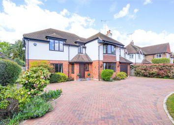 Thumbnail 5 bedroom detached house for sale in Oak Road, Cobham, Surrey