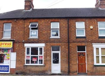 Thumbnail 3 bedroom terraced house for sale in Newport Road, New Bradwell, Milton Keynes