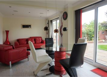 Thumbnail 4 bed detached house for sale in Lower Birches Way, Rugeley