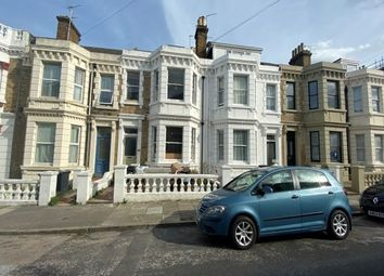 Thumbnail 1 bed flat to rent in 24 Arthur Road, Margate