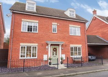 Thumbnail 5 bed detached house for sale in Stanford Road, Thetford
